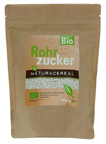 Bio Rohrzucker , feinkörnig (1 x 1 kg)
