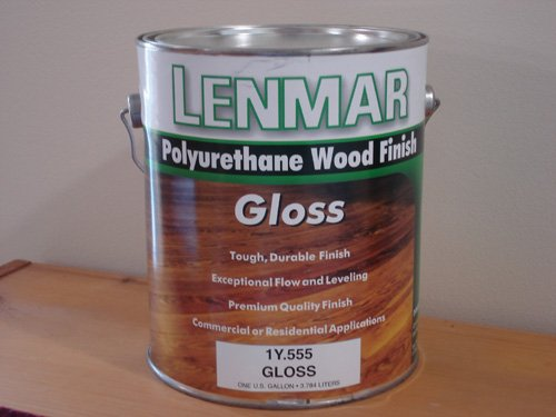 Lenmar Polyurethane Gloss (1 - Wood Diamond Finish