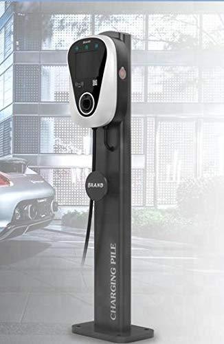 EV 20 ft Cable Charging Station 10-50P PRIMECOM 32Amp Smart Electric Vehicle Plug-in Station Level 2 EVSE- 240 Volt- 32 Amp Electric Car Charger
