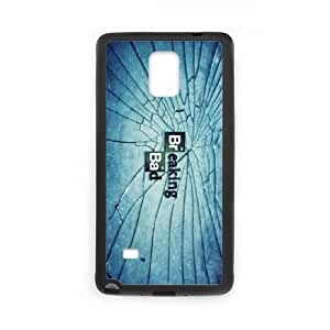 Breaking Bad Samsung Galaxy Note 4 Cell Phone Case Black Delicate gift JIS_381239