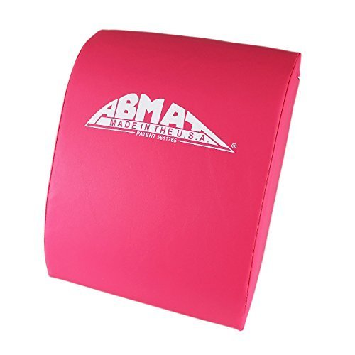 AbMat Hot Pink – The Original AbMat Abdominal Trainer – Works Entire Abdominal Muscle Group For Complete Ab Workouts Review