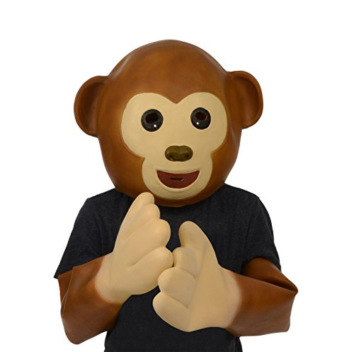 Monkey Emoji Mask