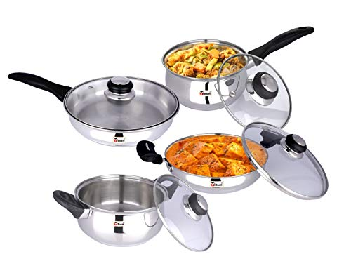 Ebun-Cooking-Set-for-Kitchen-Stainless-Steel-Induction-Base-Medium-Size-Kitchen-Set-for-Home-Cooking-Combo-of-Kadai-Cooking-Pot-Frying-Pan-and-Sauce-Pan-with-Glass-lid
