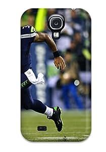 Perfect Fit RwfHWBX2820gPDwt Seattleeahawks Case For Galaxy - S4