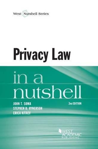 Privacy Law in a Nutshell (Nutshells)