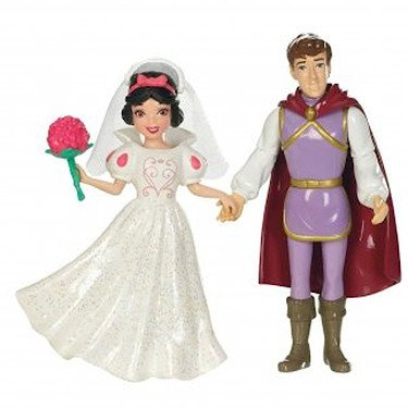 Disney Princess Fairytale Wedding Snow White ()