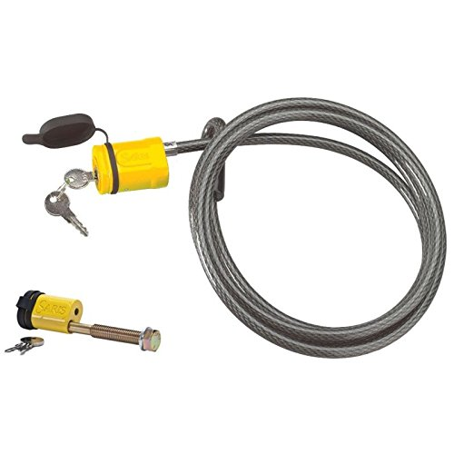 Saris Locking Cable & Hitch Tite Combo