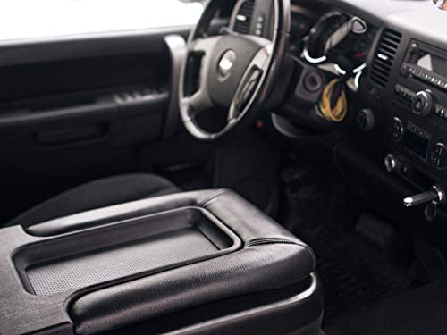 Center Console Cover Console Armrest Lid For Chevy Silverado