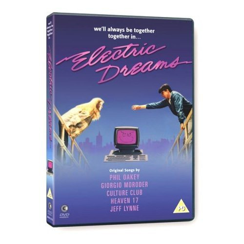 Check expert advices for electric dreams dvd 1984?