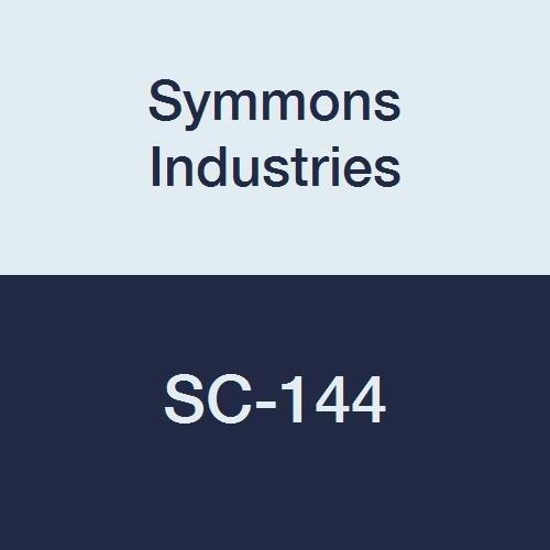 (Symmons Industries SC-144#SY-2 Symmons Safetymix Escutcheon & Screw, 7.5