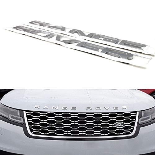 range rover evoque letters - 1