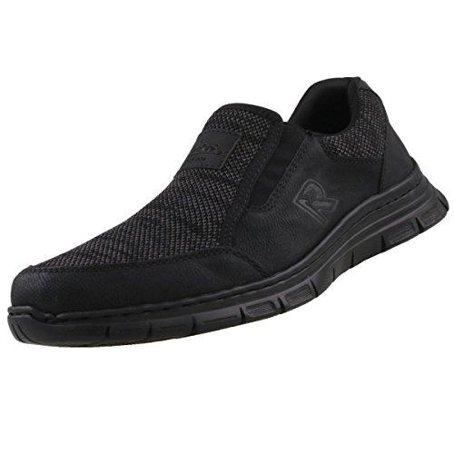 clearance footlocker finishline buy cheap official Rieker Men's B4873 Slip on Trainers Black (Schwarz/Grau-schwarz/Schwarz 04) outlet discount authentic clearance shop rvQNSNhk