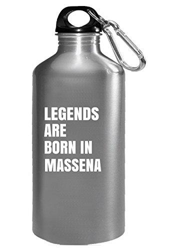 Legends Are Born In Massena Cool Gift - Water (Massena Water)