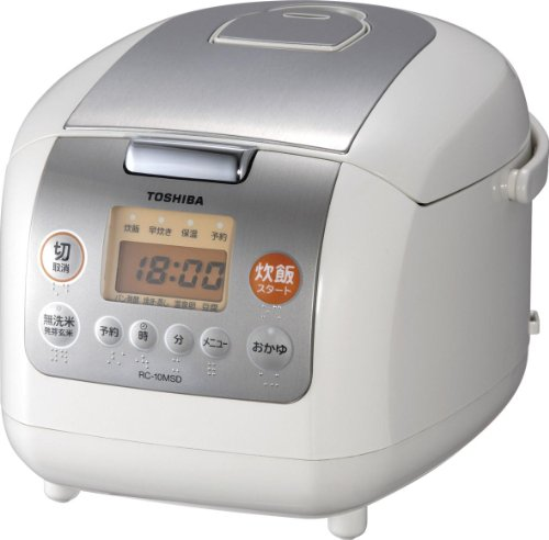 TOSHIBA microcontrollers warm pot 1.0 L RC-10MSD (C) light beige (Toshiba Pack)