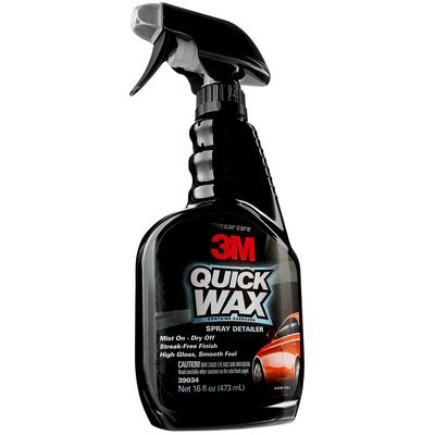 3m quick wax - 7