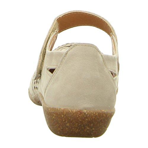 Comfortabel 941814-8 - Mocasines de Piel para mujer Beige