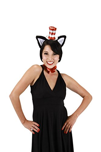 Dr. Seuss The Cat in the Hat Teen Accessory Kit by elope