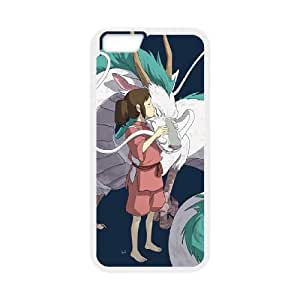 Spirited away iPhone 6 4.7 Inch Cell Phone Case White SH6143080