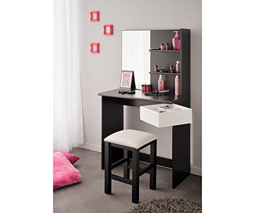 Parisot 7330COIF Contemporary Pimpante Dressing Table by Parisot (Image #4)