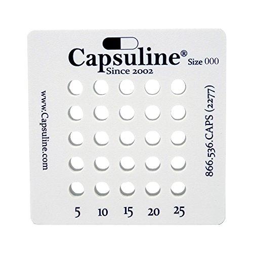 000 capsule filler machine - 7