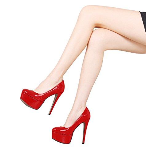 Guoar Mujer Guoar Cerrado rojo Mujer Rojo Rojo rojo Guoar Cerrado Cerrado Rojo Mujer n8RFxOF