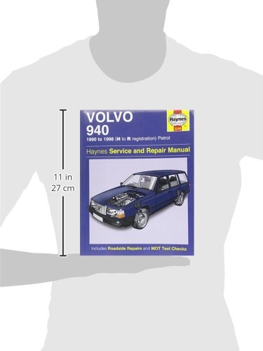 1994 volvo 940 service repair manual software