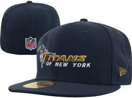 New Era 59fifty NFL On Field The Titans