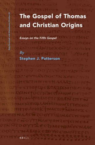 The Gospel of Thomas and Christian Origins: Essays on the Fifth Gospel (Nag Hammadi and Manichaean Studies)