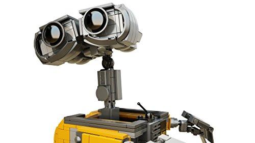 LEGO Ideas WALL E 21303 Building Kit by LEGO (Image #9)