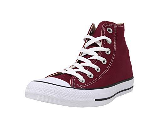 Converse Chuck Taylor All Star 2018 Seasonal High Top Sneaker, Maroon, 11 M -