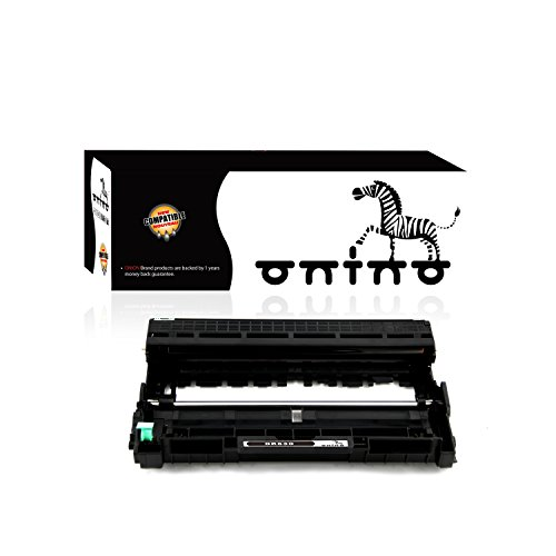 onino Compatible Drum Unit Replacement for Brother DR630 HL-L2340DW,HL-L2380DW,HL-L2300D,HL-L2360DW,DCP-L2520DW,DCP-L2540DW,MFC-L2720DW,MFC-L2740DW Black 1-Pack