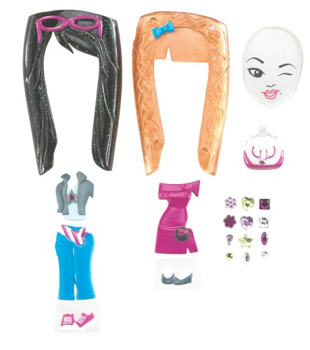 Barbie Girls Fashion Pack - Pink/Blue