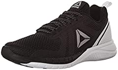 Each part of your foot functions differently. Reebok engineered these running shoes based on 3D scans of moving feet for targeted cushion and flexibility. Independent nodes on the bottom flex at the forefoot, and a perimeter outsole grid keep...