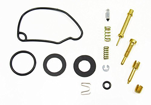 Outlaw Racing OR2542 Carburetor Carb Complete Master Repair Rebuild Kit Honda CRF50 CRF50F XR50 XR50R