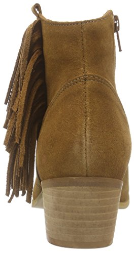 Buffalo London Es 30719 Suede - Botas de vaquero Mujer Marrón