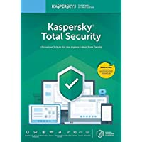 Kaspersky Total Security 2019 | 3 Geräte | 2 Jahre I Download I E-Mail
