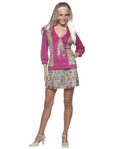 The Brady Bunch Costumes (Brady Bunch Jan Adult Costume - Standard)