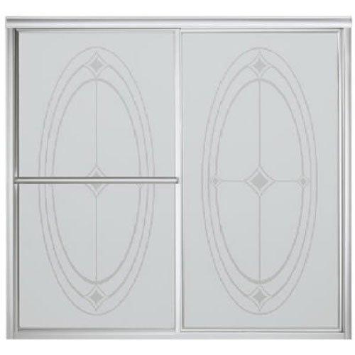 (STERLING 5907-59S Bath Door Bypass 56-1/4