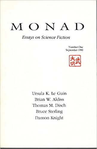 monad essays on science fiction number one damon knight  monad essays on science fiction number one damon knight   amazoncom books