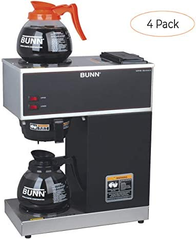 BUNN 33200.0015 VPR-2GD 12-Cup Pourover Commercial Coffee Brewer