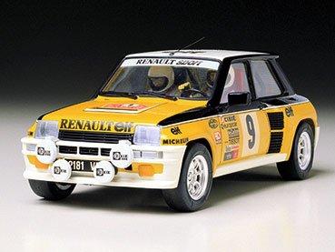 Tamiya 24027 1/24 Renault 5 Turbo