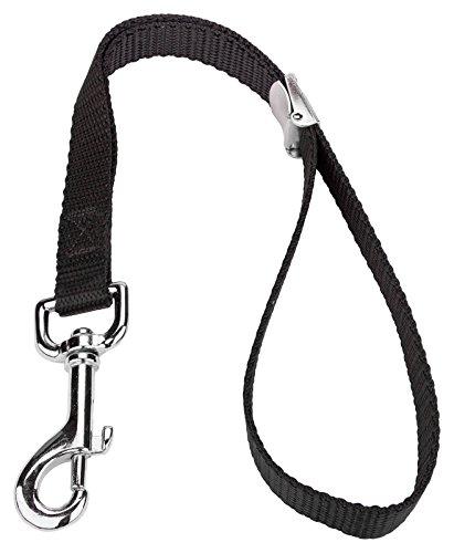 (1 - Country Brook Petz 5/8 Inch Black Nylon Cam Lock Grooming)