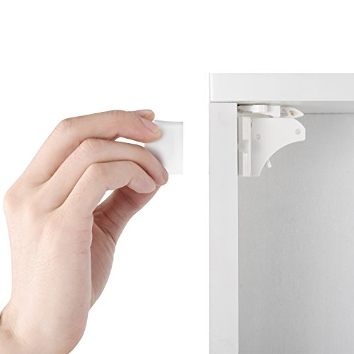 Child Safety Magnetic Cabinet