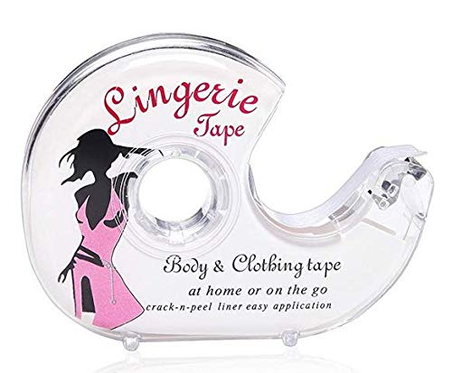 Aibrou Lingerie Tape for Body Clothing Butt Pads Nipple Cover