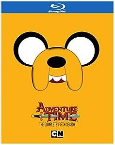 Adventure Time Complete Fifth Season Amazon Co Uk Dvd