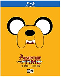 Adventure Time: Complete Fifth Season [Blu-ray] [Import]