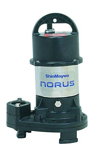 新明和水中ポンプCRS321S-F32 0.15KW 100V60Hz