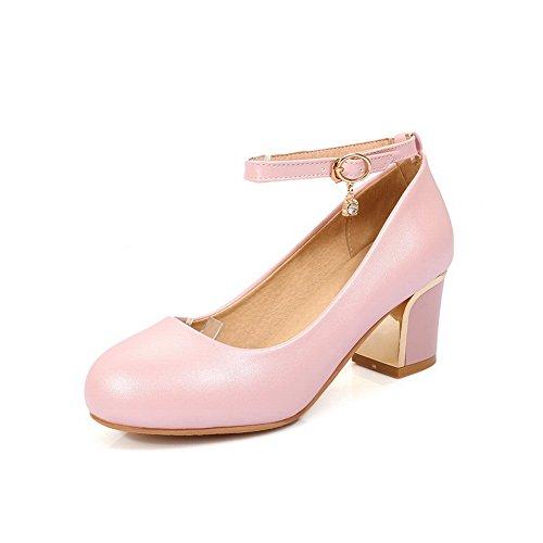 Balamasa Pink Donna Con Sandali Zeppa IrPOI7