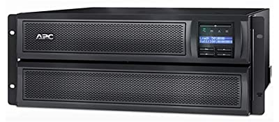 APC Smart-UPS X 2000VA Rack/Tower LCD 100-127V from APC