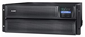 APC Smart-UPS X 3000 Rack/Tower LCD - UPS ( rack-mountable / external ) - AC 120